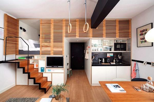 Zoku apartment 1