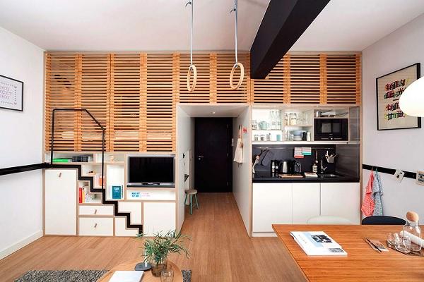 Zoku apartment 2