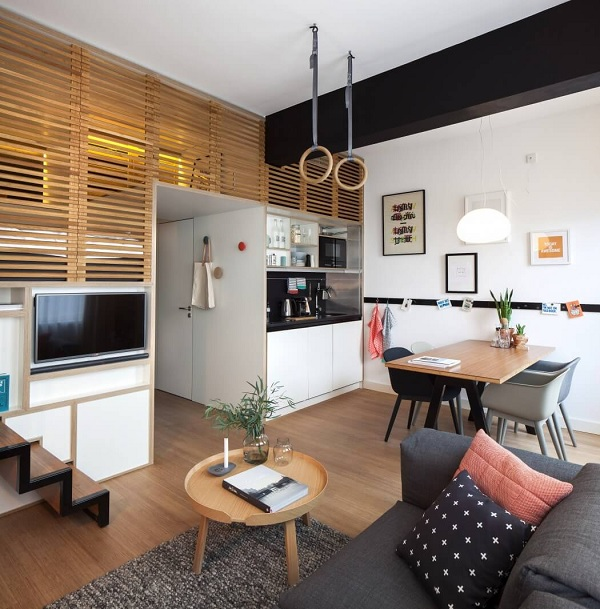 Zoku apartment 3
