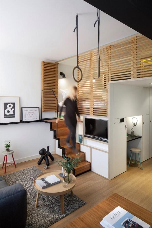 Zoku apartment 4