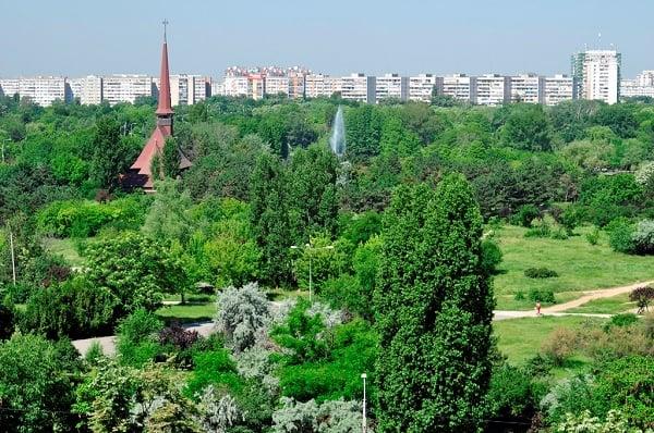 Titan parc
