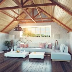 http://www.dreamstime.com/stock-photo-attic-interior-beautiful-modern-d-design-concept-image49263290