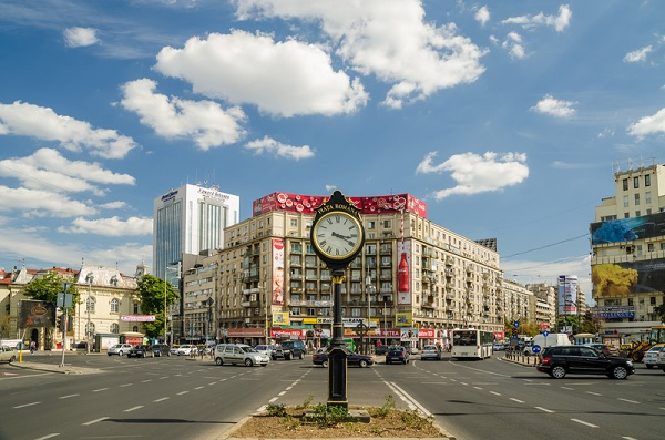 http://www.dreamstime.com/royalty-free-stock-photos-roman-square-bucharest-romania-september-september-romania-piata-romana-major-traffic-image33442808