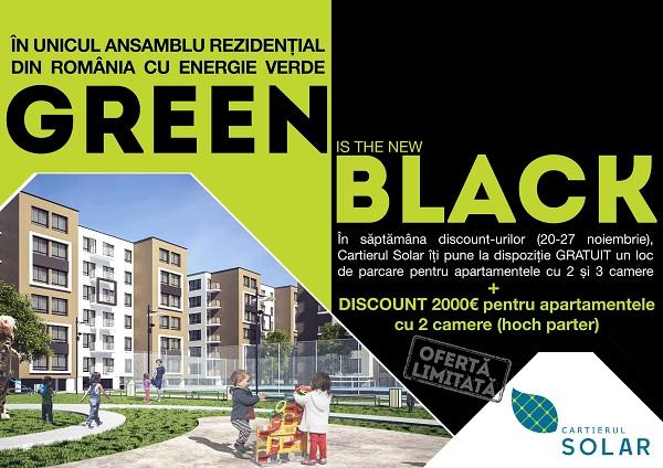 Cartierul Solar green friday