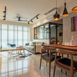 Singapore apartment 1