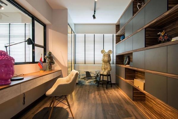 Singapore apartment 12