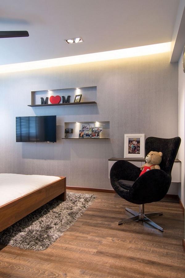 Singapore apartment 13