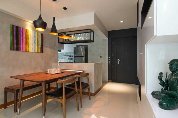 Singapore apartment 3