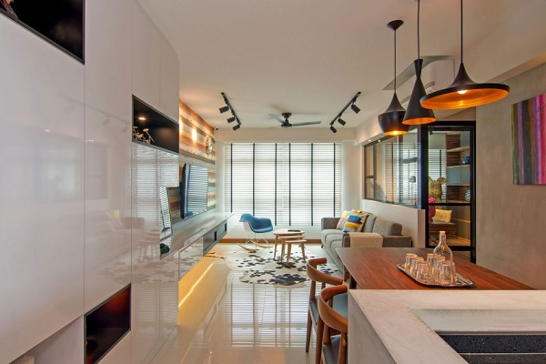 Singapore apartment 4