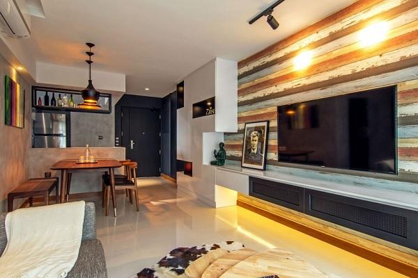 Singapore apartment 7
