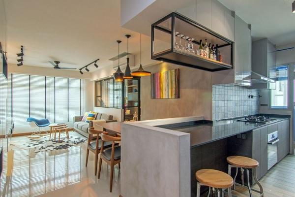 Singapore apartment 9