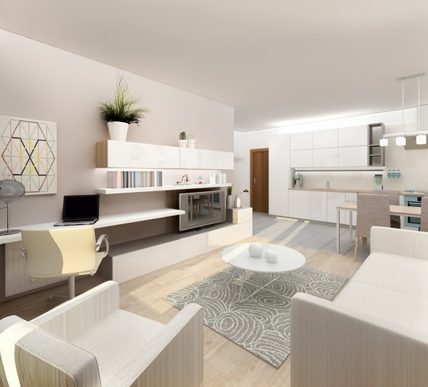 Central Living apartments 2