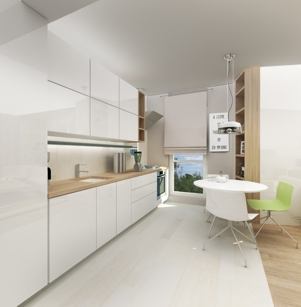 Central Living apartments 3