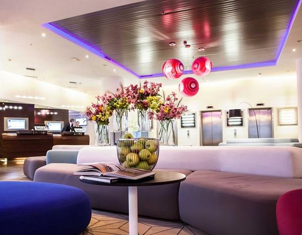 Hotel Novotel 5