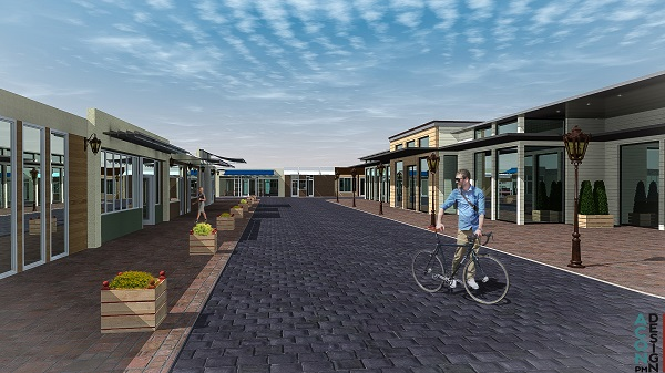 Cosmo strip mall 1