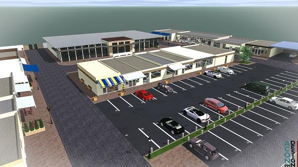Cosmo strip mall 3