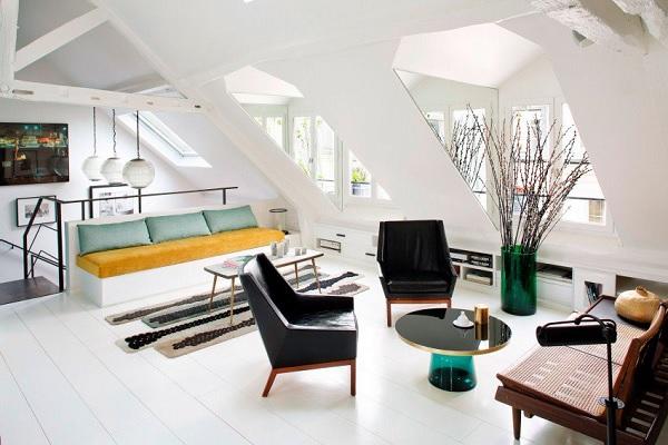 sea apartment Paris 1