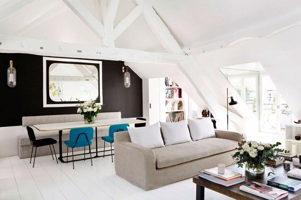 sea apartment Paris 3