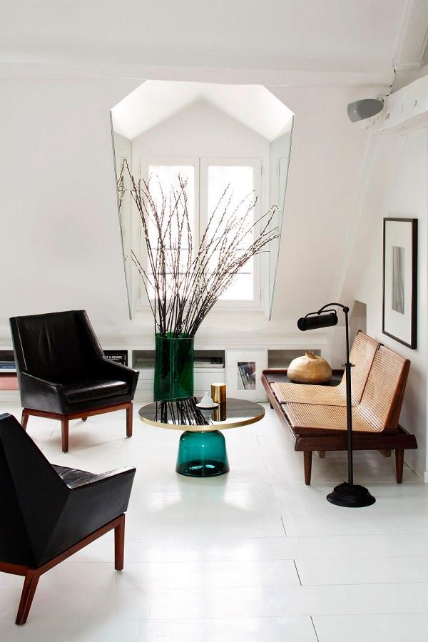 sea apartment Paris 5