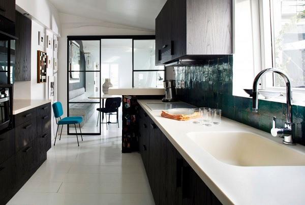 sea apartment Paris 6