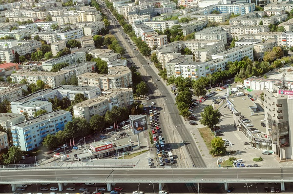 http://www.dreamstime.com/stock-image-bucharest-aerial-view-romania-september-september-romania-mentioned-capital-municipality-image33689041