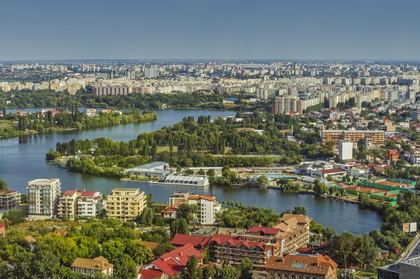 http://www.dreamstime.com/royalty-free-stock-photos-aerial-city-view-bucharest-northern-side-romania-august-picturesque-tei-lake-linden-tree-lake-its-neighborhood-image68018968
