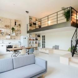 Amsterdam school apartment 1