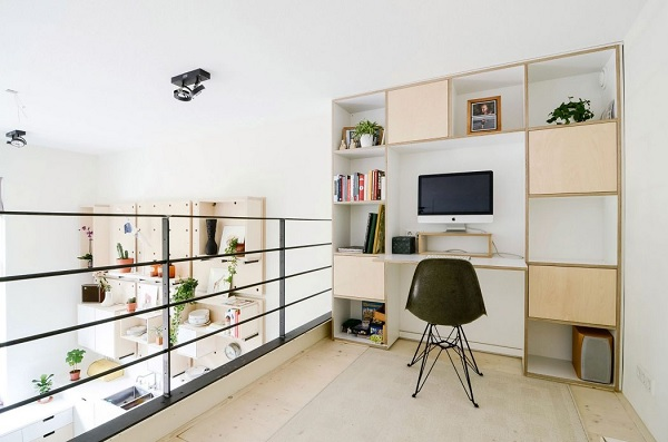 Amsterdam school apartment 8