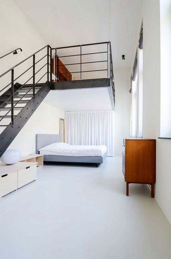 Amsterdam school apartment 9