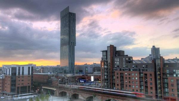 Beeham Tower 1