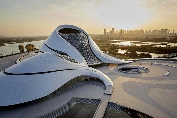 Sika Harbin Opera House 1