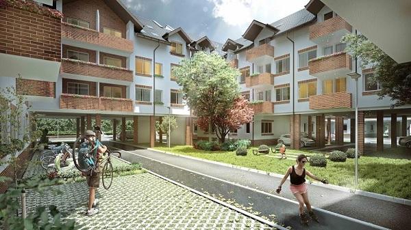 New Residence Bucuresti 2