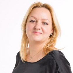 Simona Schiopota, managing partner Hitch&Mosher