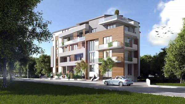 23 de apartamente de lux in ansamblul Nordis Residence Herastrau