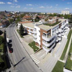 complex de locuinte pasive din Slovacia