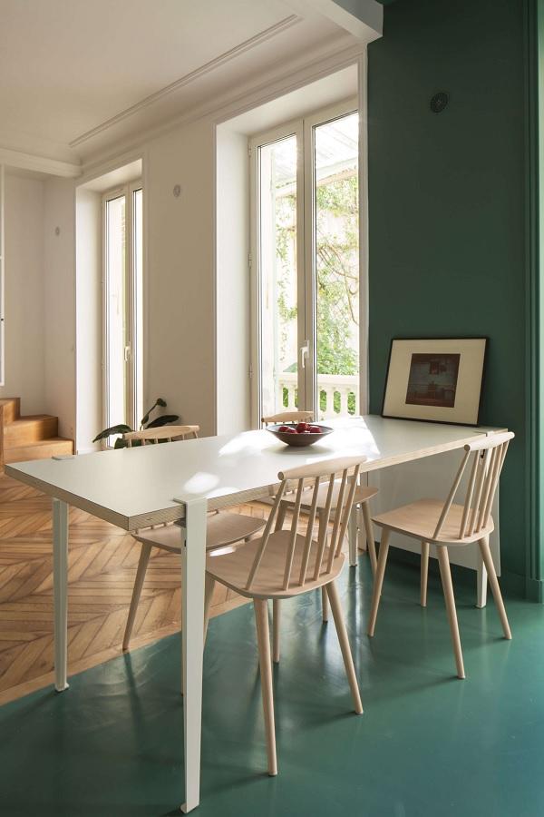 extinderea unui apartament din Paris