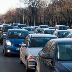 Problema traficului, tot mai acută. Vezi cele mai predispuse zone