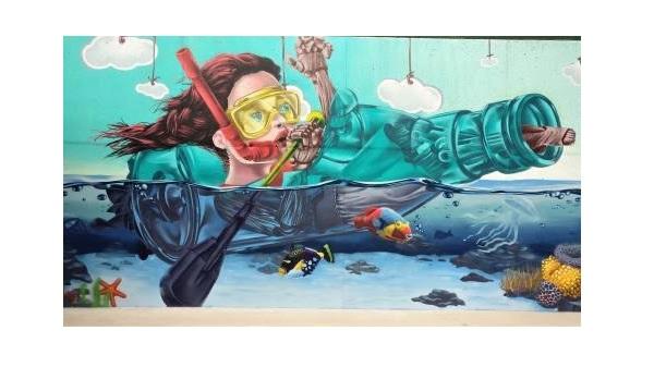 The Park proiect Graffiti
