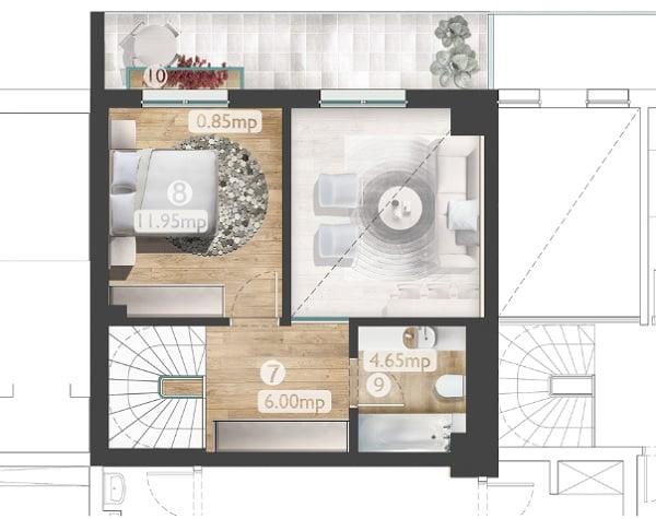Belvedere plan 2