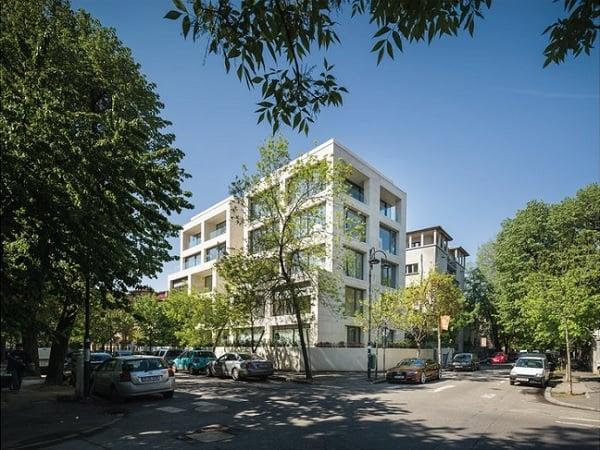 Viata la bloc, dar altfel Londra Housing 1
