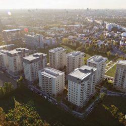 un nou proiect pe harta Capitalei, 630 de apartamente in Domenii