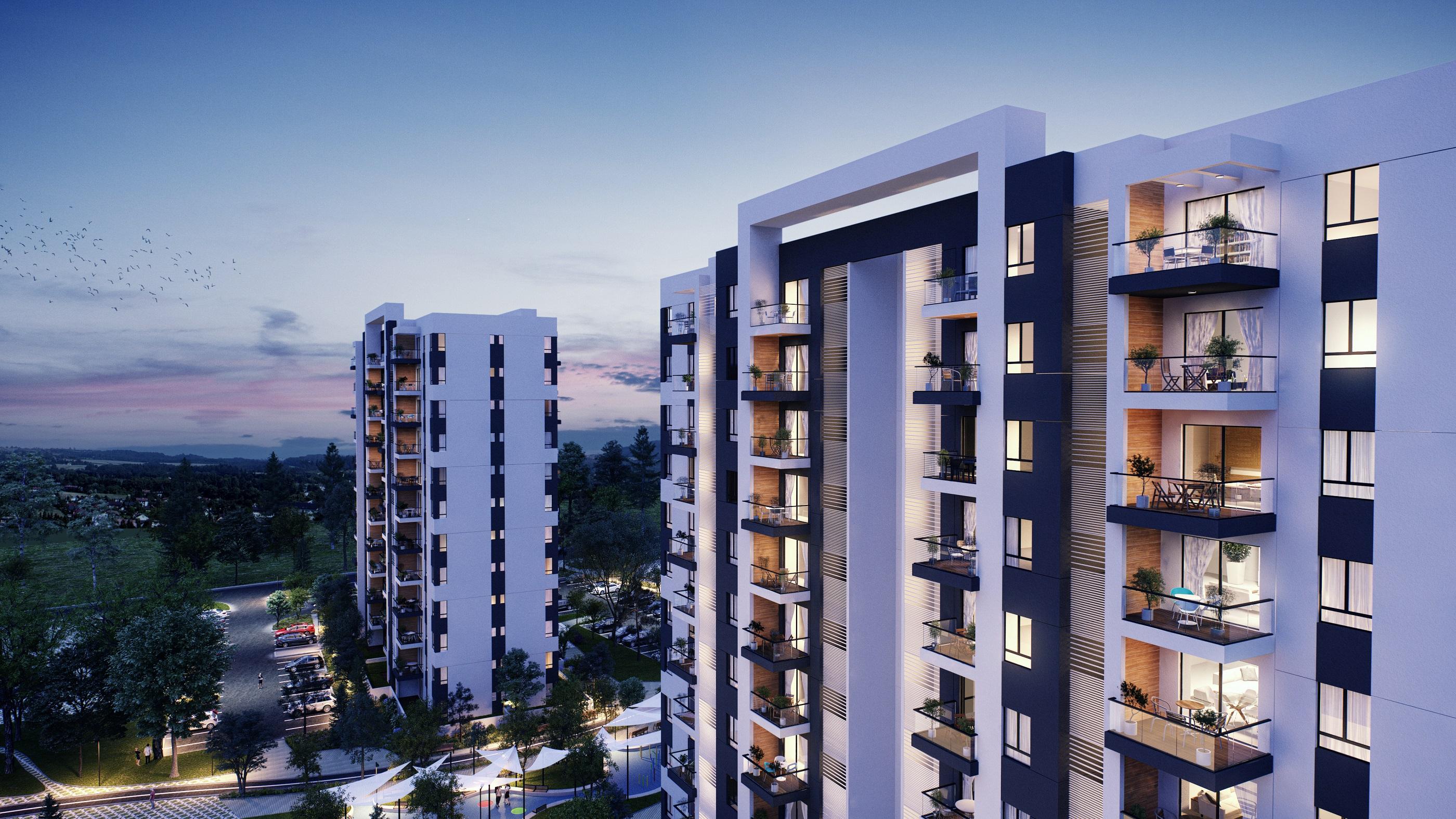 Proiecte rezidențiale importante apar pe harta Capitalei - Afi City