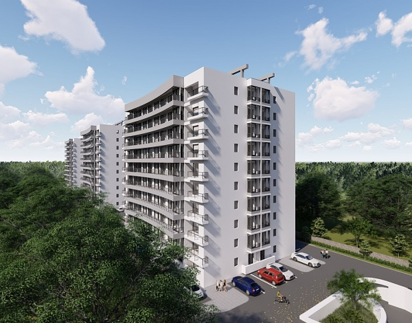 Proiecte rezidențiale importante apar pe harta Capitalei - Pallady Towers