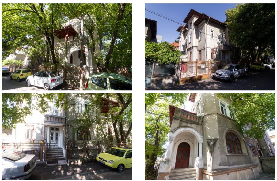 cladire monument istoric bucuresti