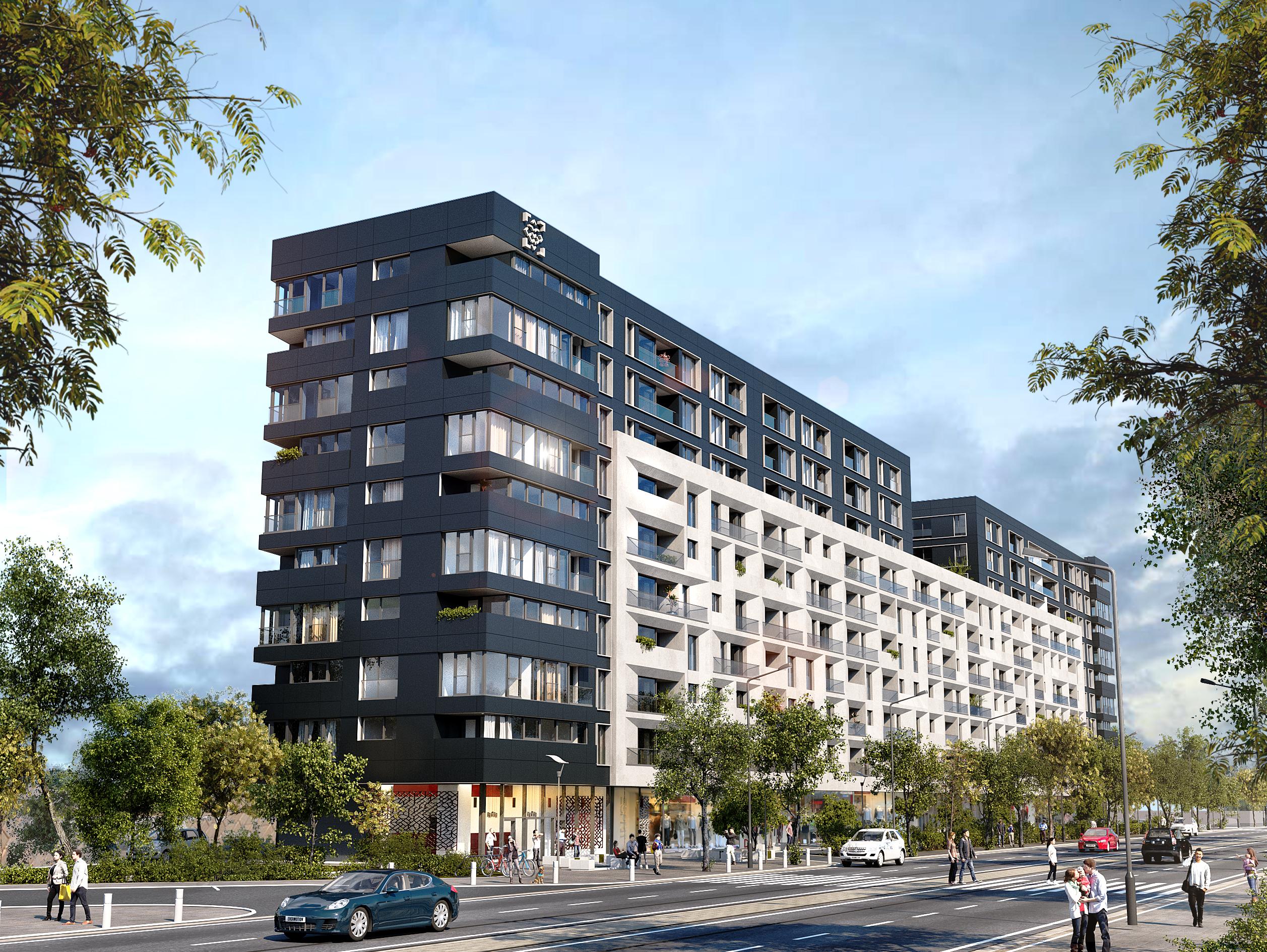 102 THE ADRESS apartamente moderne pentru corporatistii din nordul Capitalei