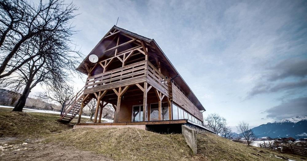 Anuala de arhitectura 2018 casa de vacanta Magura Piatra Craiului