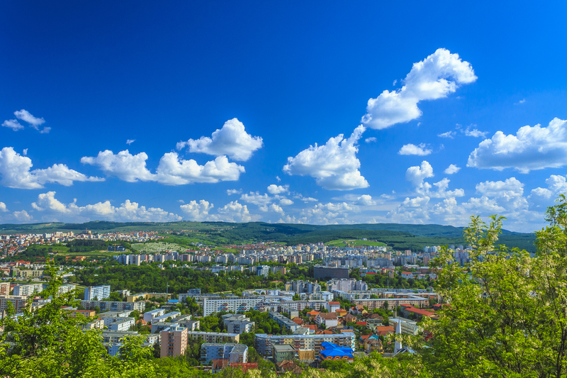 Cluj-Napoca Marile orase inghit localitatile periferice prin dezvoltarile de locuinte noi