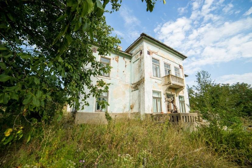 bijuterii de arhitectura romaneasca: vechi domenii boieresti cat o casa-n Bucuresti