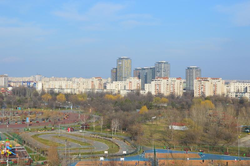 expansiunea zonei de sud a Bucurestiului continua tot mai multe locuinte noi