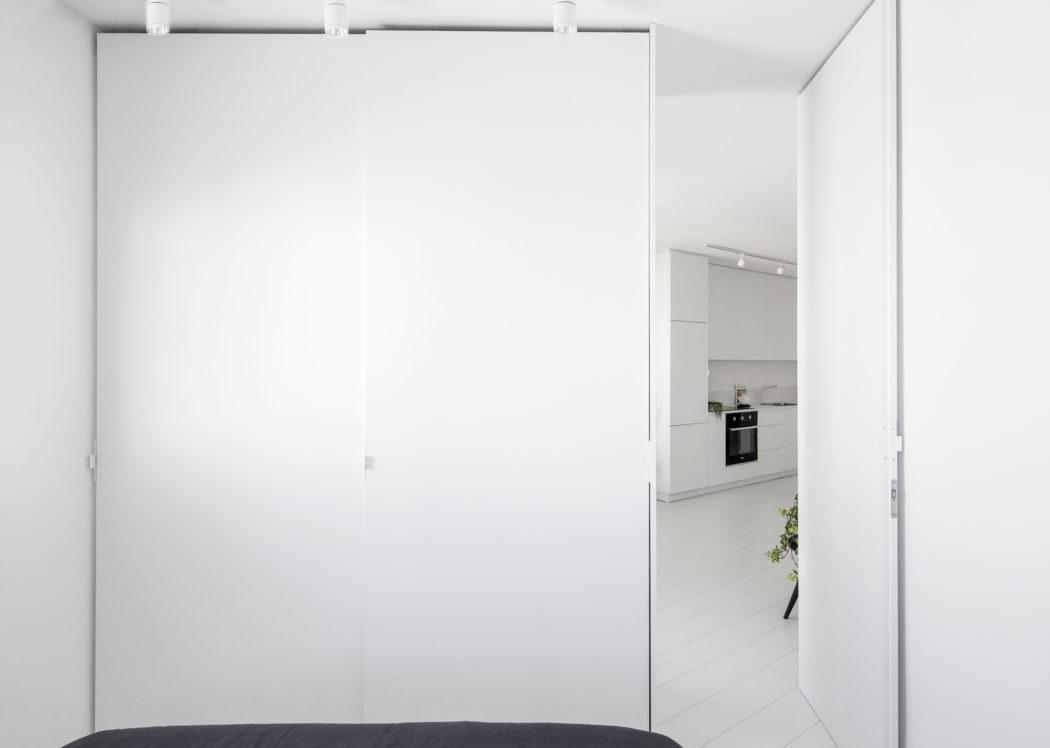 Amenajarea unui apartament ingust de 42 de metri patrati